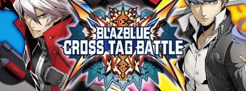BlazBlue: Cross Tag Battle Gameplay Trailer