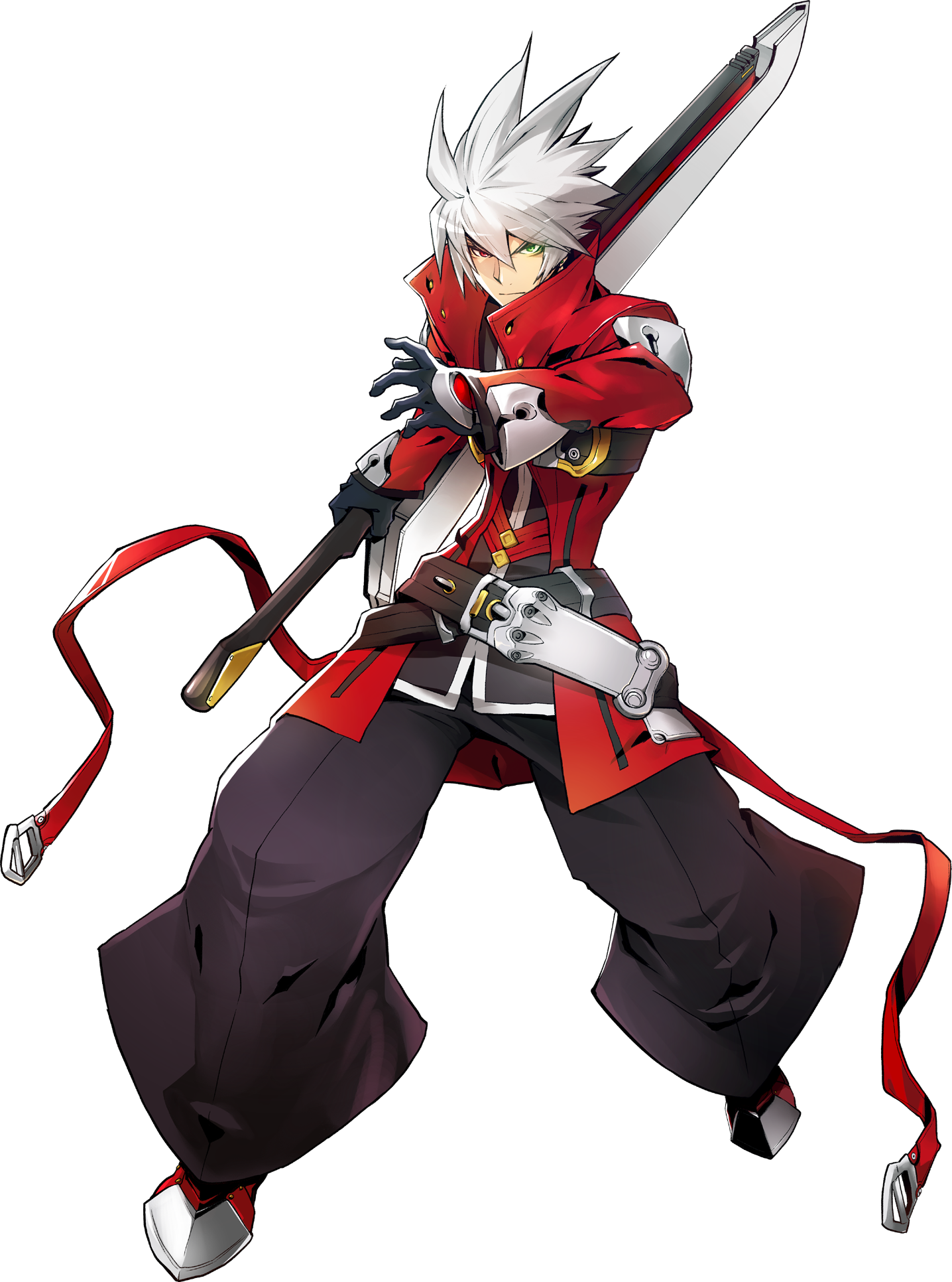 BlazBlue: Central Fiction Review - HEY! HEY!! LISTEN!!!