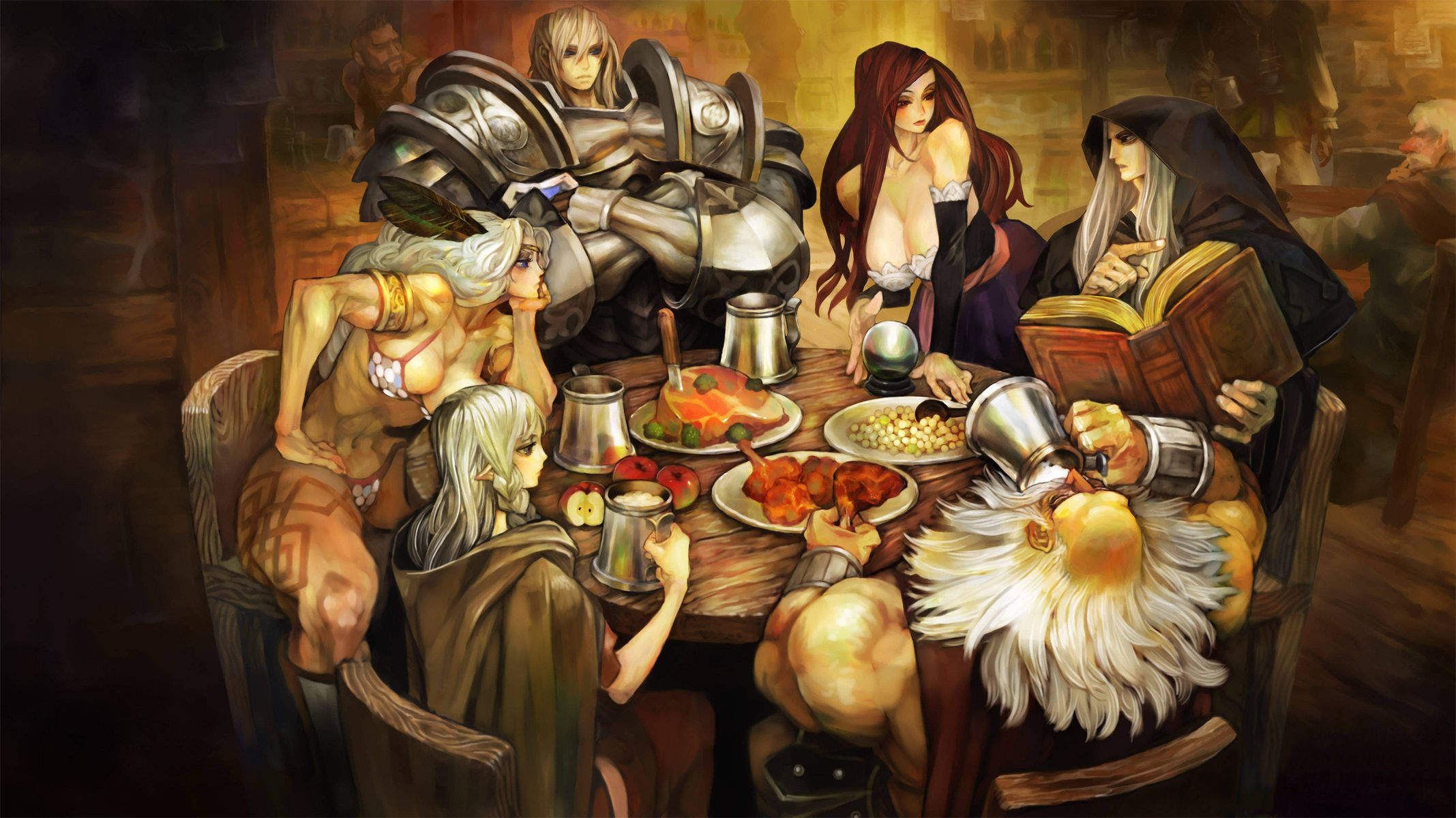 Dragon S Crown Pro Review Hey Hey Listen