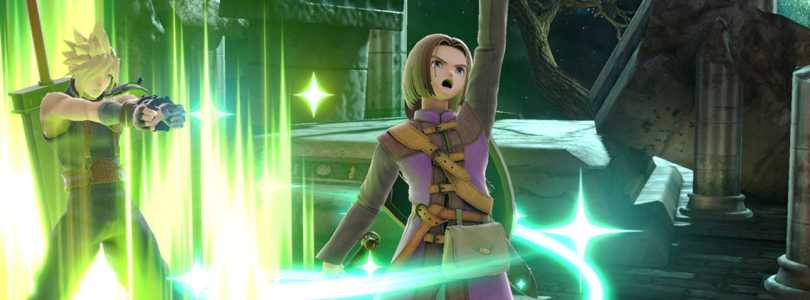 Dragon Quest Hero and Banjo-Kazooie Are Coming to Smash!